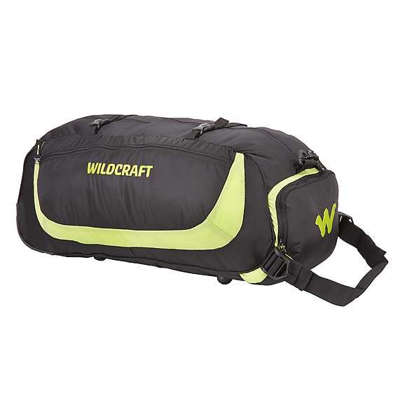 89e7f327f4 Buy Duffle Bags Online  Rover Travel Duffle - Red - Wildcraft
