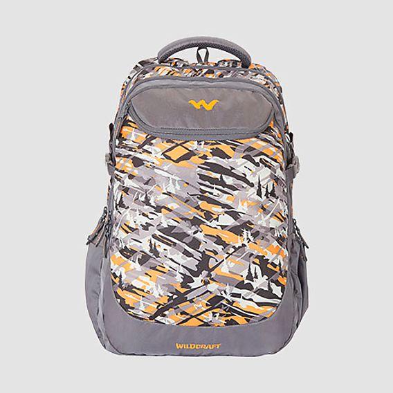 Buy Backpacks Online  Camo 5 Backpack Bag - Blue - Wildcraft 384f3a1c8ad85