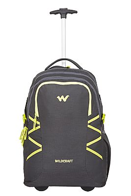 Wildcraft Voyager - Backpack with Wheels - Red