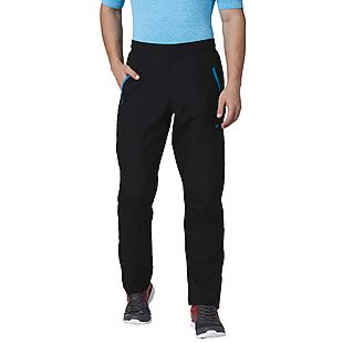 Wildcraft Men Woven Track Pants Pro - Black