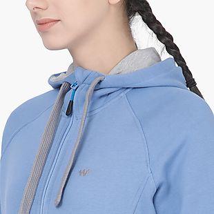 Wildcraft Women Zippered Hoodie