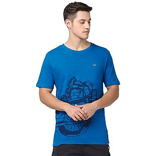 Wildcraft Men Rider T-shirt