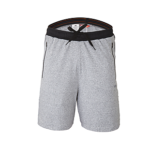 Wildcraft Men Shorts - Grey Melange
