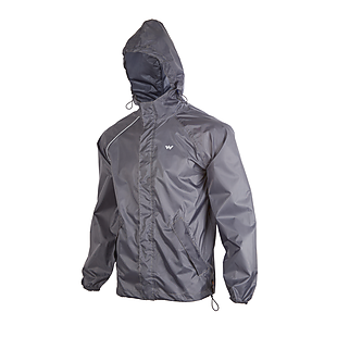 Wildcraft Anthracite Unisex Rain Coats