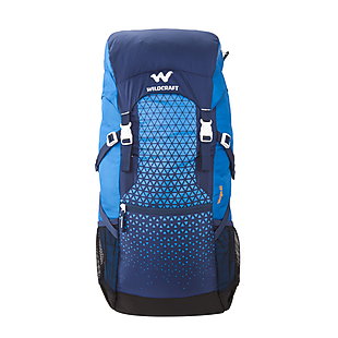 Wildcraft Rucksack For Hiking Verge 45 - Blue