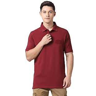 Wildcraft Men Outdoor Culture Polo