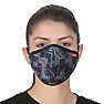 Wildcraft Wiki Champ Mask – Puzzle Black – Medium – Pack of 7