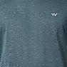 Wildcraft Men Poly Grindle Crew Neck T-shirt